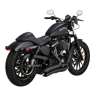 Vance & Hines Big Radius Exhaust For Harley Sportster 2014-2015