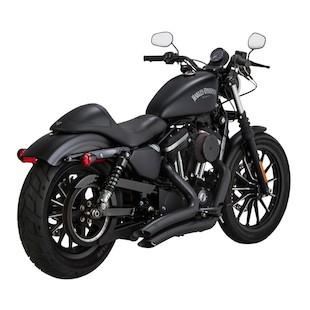 Vance & Hines Big Radius Exhaust For Harley Sportster 2014-2015