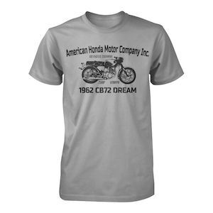 Honda CB72 Dream T-Shirt