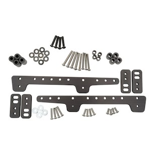 Hardstreet Saddlebag Mounting Bracket Kit For Harley Softail 2000-2014
