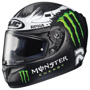 HJC RPHA 10 Speed Machine Motorcycle Helmet