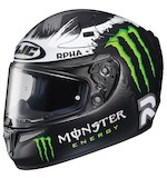 HJC RPHA 10 Ghost Fuera Lorenzo Helmet (Size XL Only)