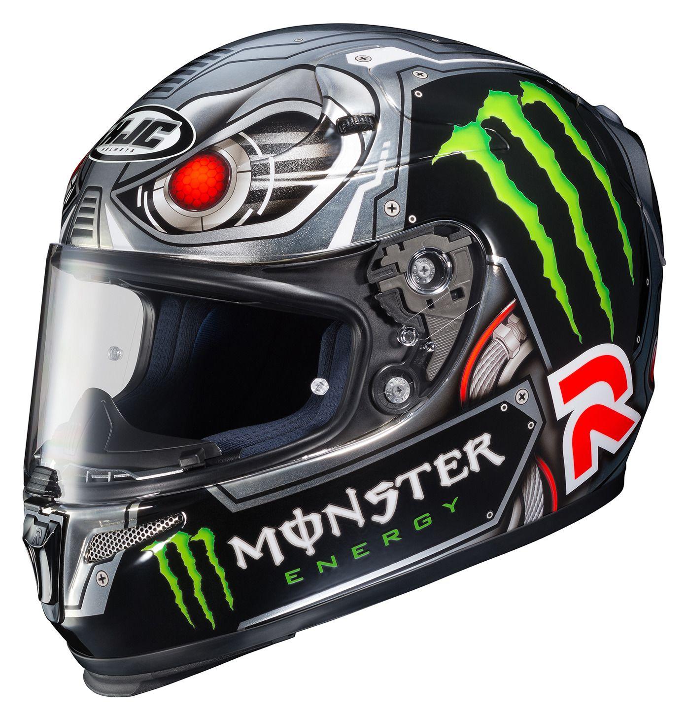 HJC RPHA 10 Pro Speed Machine Lorenzo Helmet - RevZilla