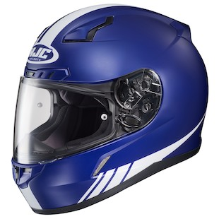 HJC CL-17 Streamline Motorcycle Helmet