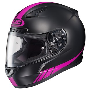 HJC Women's CL-17 Streamline Helmet