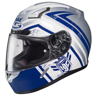 HJC CL-17 Mech Hunter Motorcycle Helmet