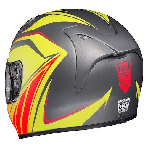 Hjc Fg 17 >> HJC FG-17 Thrust Helmet - RevZilla