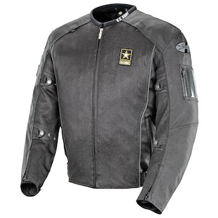 Joe Rocket Army Recon Motorcycle Jacket