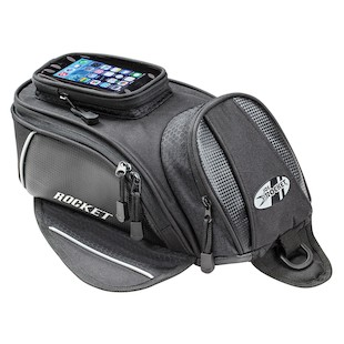 Joe Rocket Manta Carbon Tank Bag
