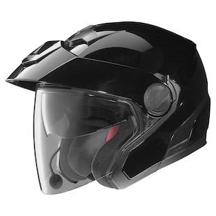 Nolan N40 Helmet With MCS II Headset - Solid