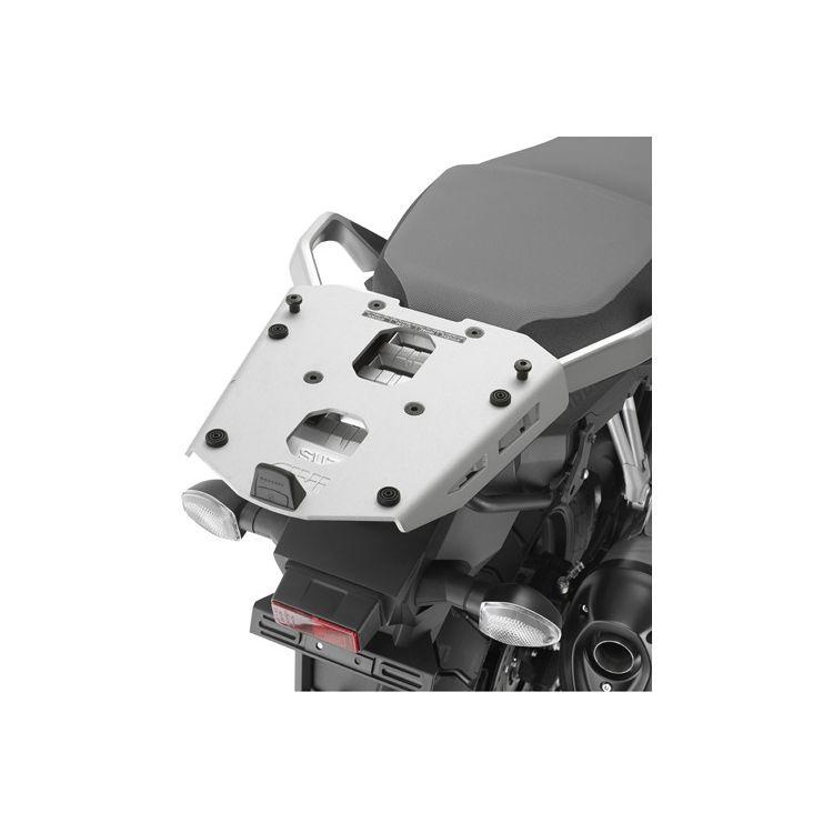 Givi SRA3105 Aluminum Top Case Rack Suzuki V-Strom DL1000 2014-2016