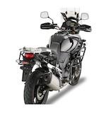 Givi PLR3105 Rapid Release Tubular Sidecase Racks Suzuki Vstrom 1000 2014