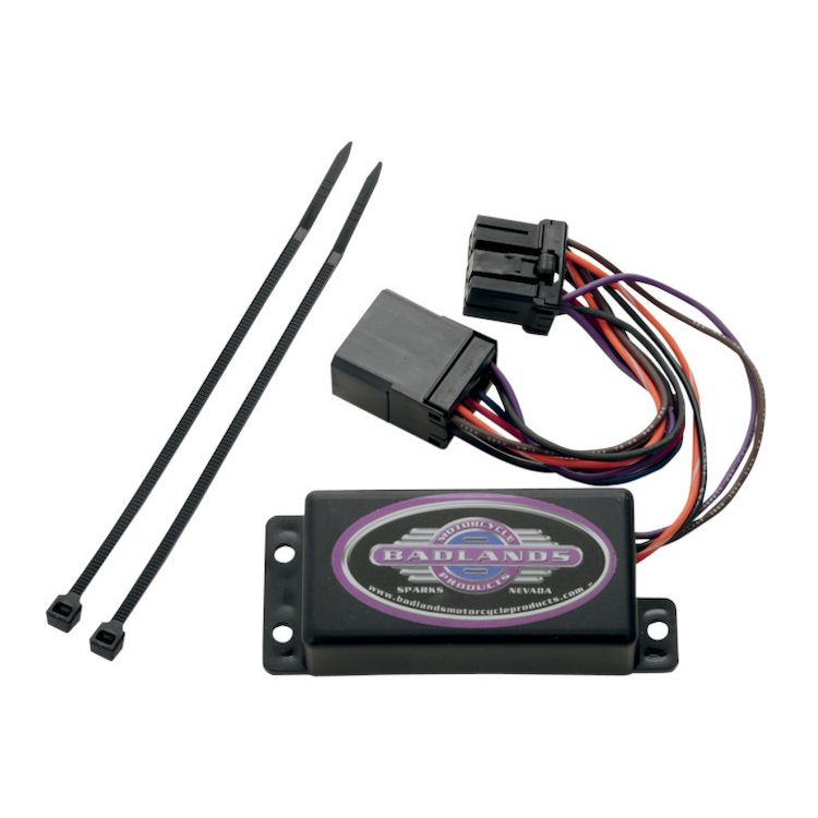 Badlands Load Equalizer III Module For Harley 1996-2013