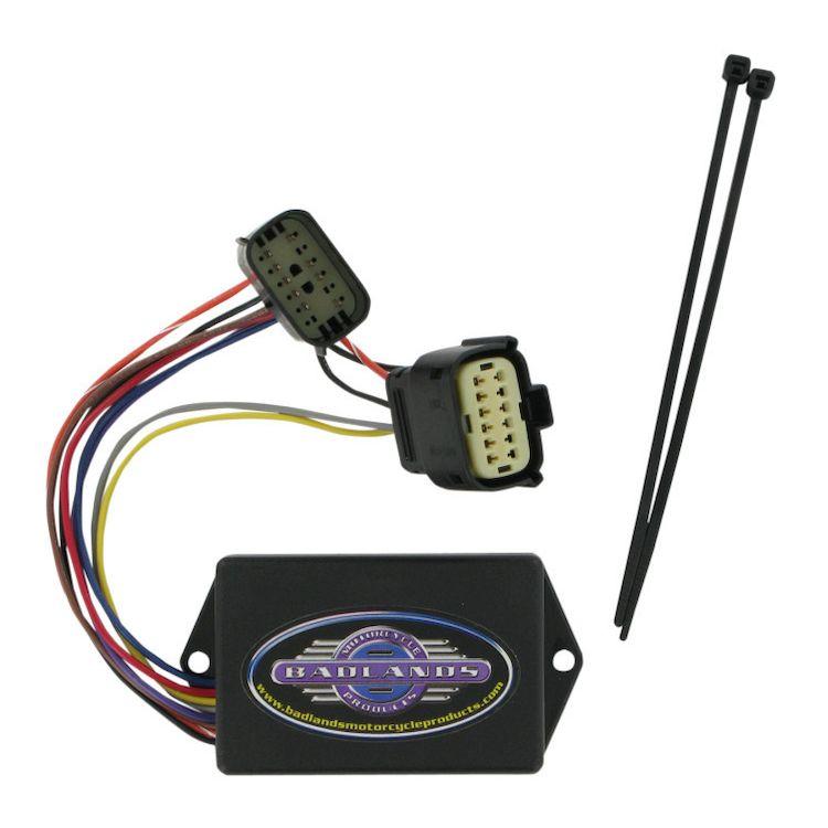 Badlands Illuminator Run / Brake / Turn Signal Module For Harley Rocker 2008-2010
