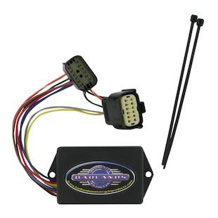 Badlands Illuminator Run/Brake/Turn Signal Module For Harley Rocker 2008-2010