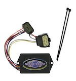 Badlands Illuminator Run/Brake/Turn Signal Module For Harley Rocker 2008-2010