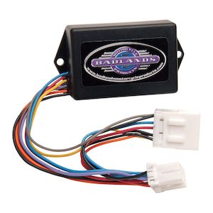Badlands Illuminator Run / Brake / Turn Signal Module For Harley