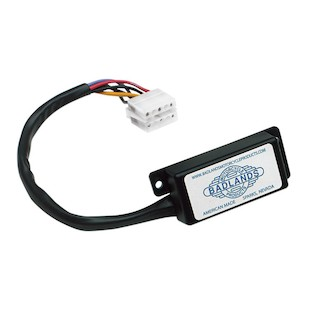 Badlands Plug-In Automatic Turn Signal Canceler For Harley
