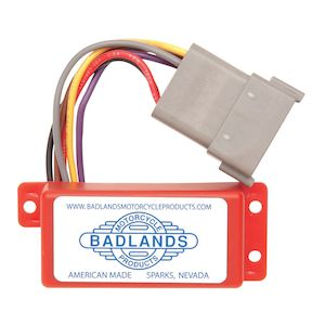 Badlands Plug-In Automatic Turn Signal Canceler For Harley