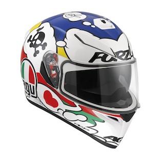 AGV K3 SV Comic Motorcycle Helmet