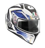 AGV K3 SV Vulcan Helmet (Size 2XL Only)