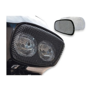 Trask Headlight Grille Cover For Harley Road Glide 1998-2013