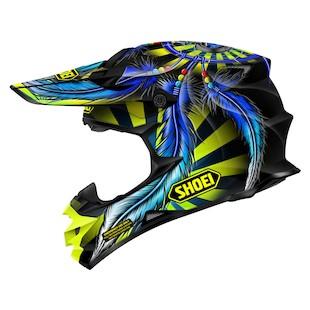 Shoei VFX-W Grant 2 Motorcycle Helmet
