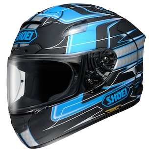 Shoei X-12 Trajectory Motorcycle Helmet