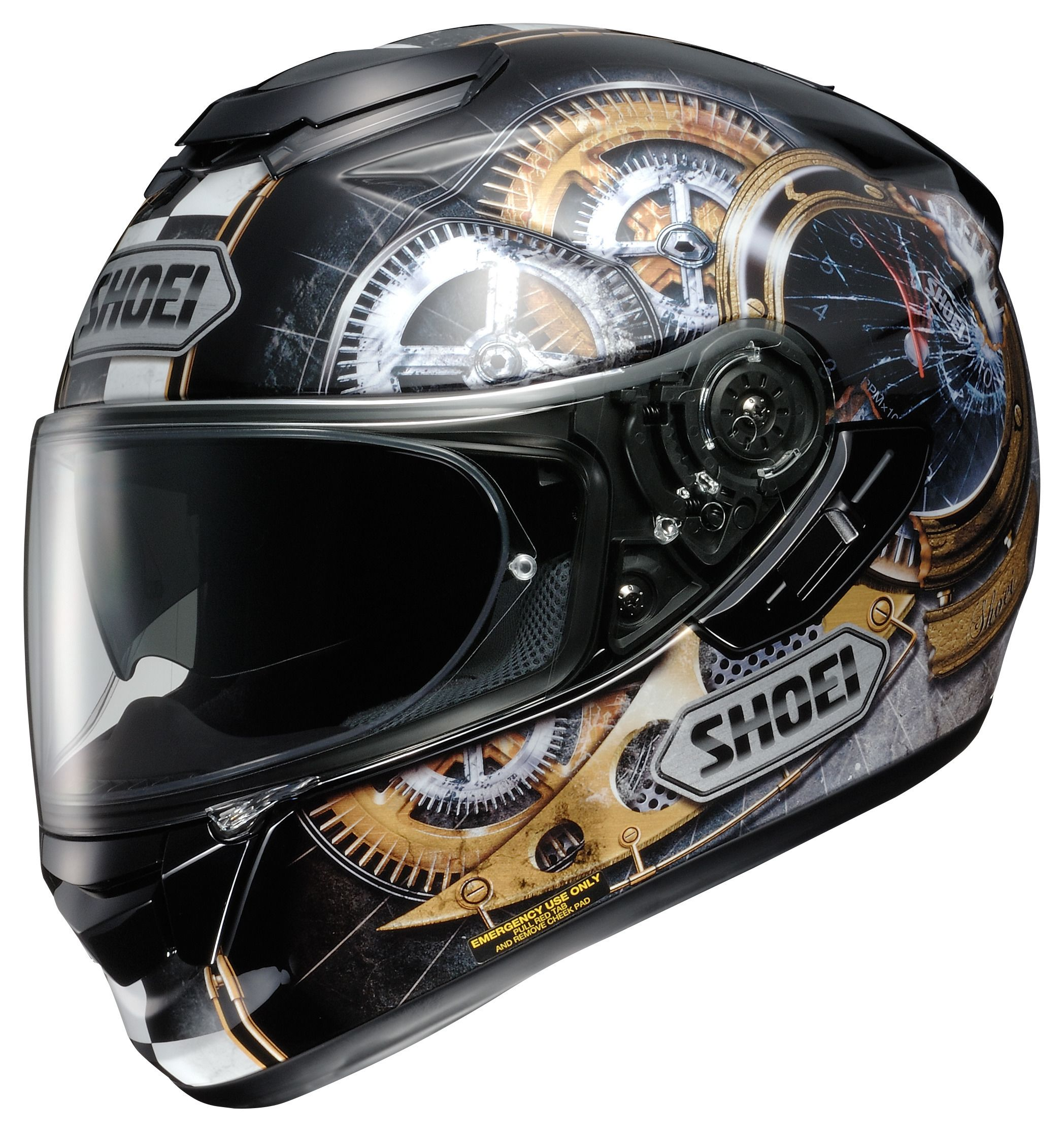 shoei gt air cog helmet revzilla. Black Bedroom Furniture Sets. Home Design Ideas