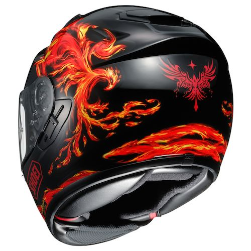 shoei gt air revive helmet revzilla. Black Bedroom Furniture Sets. Home Design Ideas