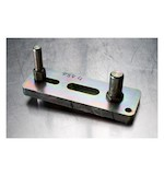 Bursig Adapter Plate Aprilia RSV1000R Factory 2007-2010