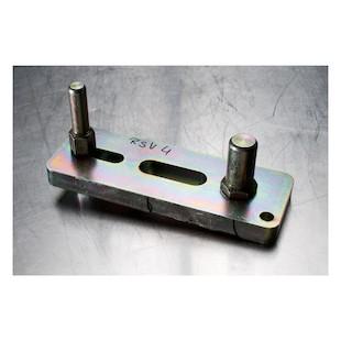 Bursig Adapter Plate Aprilia SMV 1200 Dorsoduro 2011-2014