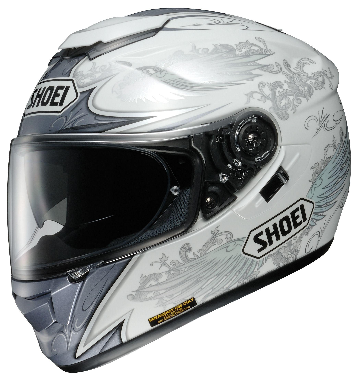 shoei gt air grandeur helmet white. Black Bedroom Furniture Sets. Home Design Ideas