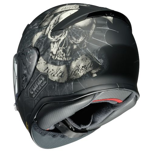 shoei rf 1200 brigand helmet revzilla. Black Bedroom Furniture Sets. Home Design Ideas