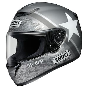 Shoei Qwest Resolute Helmet (Size XS Only)