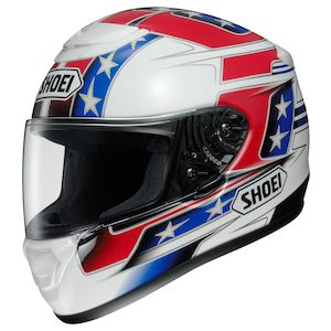 Shoei Qwest Banner Helmet (Size XS Only)