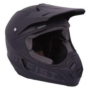 Motorfist Dominator Icon Helmet - Solid