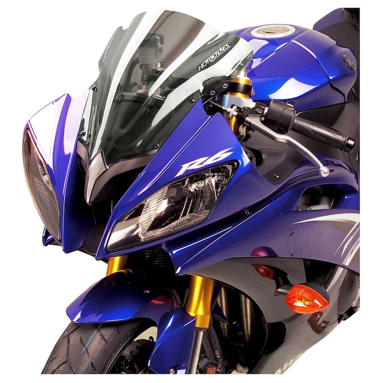 Hotbodies GP Windscreen Yamaha R6 2008-2015 Black [Previously Installed]