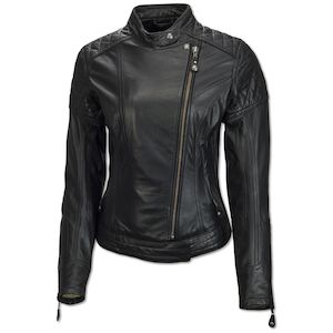 Women's Leather Motorcycle Jackets | Functional Protection & Style ...