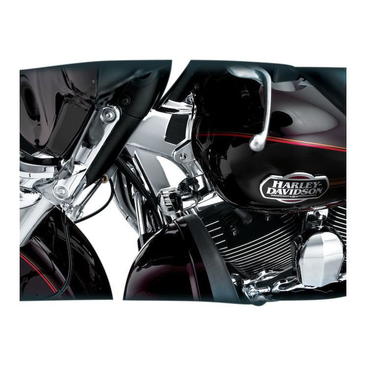 Kuryakyn Neck Cover For Harley Trike 2009-2013