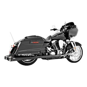 Freedom Performance American Outlaw True Dual Exhaust For Harley Touring 2009-2016