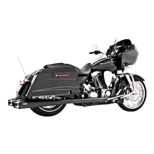 Freedom Performance American Outlaw True Dual Exhaust For Harley Touring 1986-2008