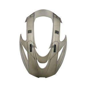 Icon Variant Ghost Carbon Visor