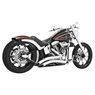 Freedom Performance Sharp Curve Radius Exhaust For Harley Softail 1986-2017