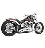 Freedom Performance Sharp Curve Radius Exhaust System For Harley Softail 1986-2014