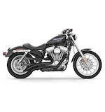 Freedom Performance Sharp Curve Radius Exhaust System for Harley Sportster 2004-2013