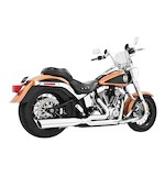 Freedom Performance Union 2-Into-1 Exhaust For Harley Softail 1986-2014