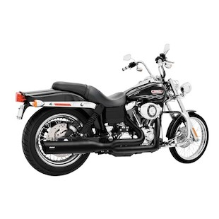 Freedom Performance Union 2-Into-1 Exhaust For Harley Dyna 2006-2017