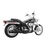 Freedom Performance Union 2-Into-1 Exhaust System For Harley Dyna 1991-2005
