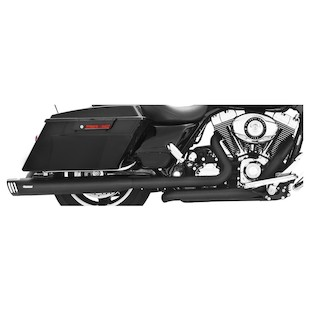Freedom Performance Right Side Tuck & Under Headers For Harley Touring 2009-2016